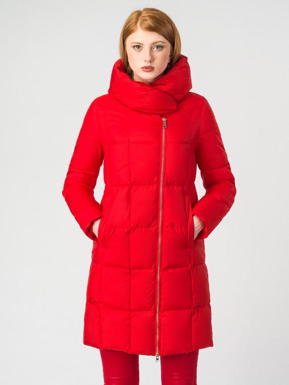 Пуховик текстиль, цвет красный, арт. 08006516  - цена 6630 руб.  - магазин TOTOGROUP