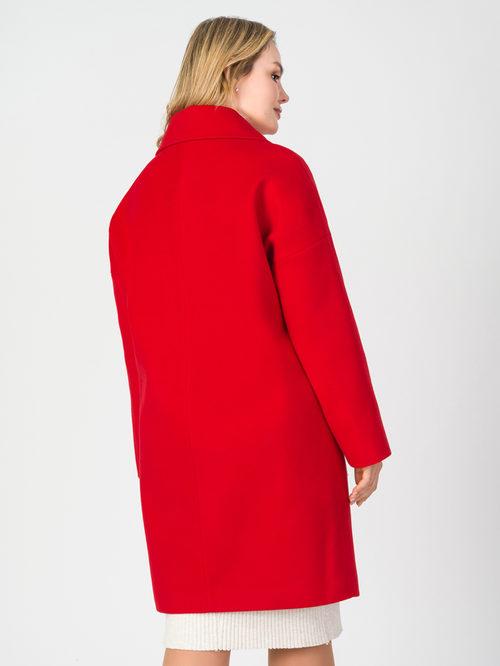 Текстильное пальто артикул 08107897/56 - фото 3