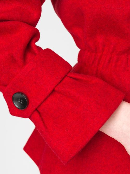 Текстильная куртка артикул 08107921/48 - фото 4