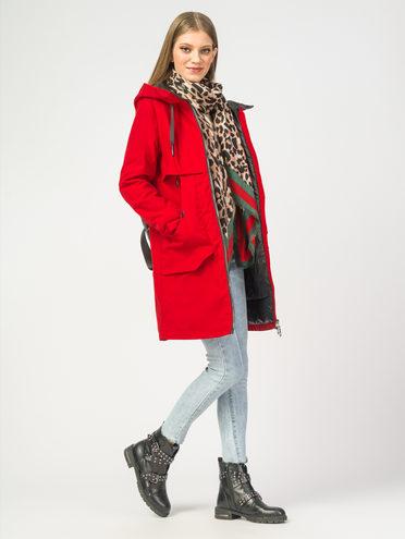 Ветровка 100% хлопок, цвет красный, арт. 08107936  - цена 4740 руб.  - магазин TOTOGROUP