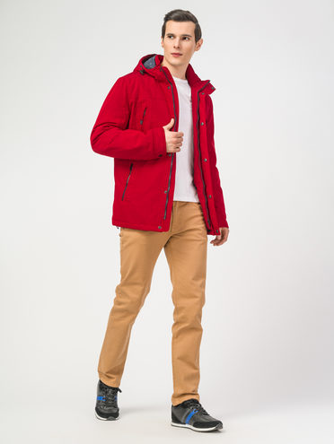 Ветровка текстиль, цвет красный, арт. 08108147  - цена 5590 руб.  - магазин TOTOGROUP