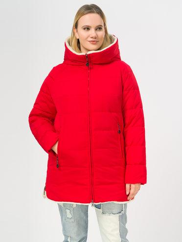 Пуховик 100% полиэстер, цвет красный, арт. 08108504  - цена 5890 руб.  - магазин TOTOGROUP
