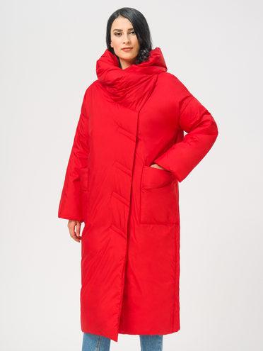 Пуховик 100% полиэстер, цвет красный, арт. 08108590  - цена 7990 руб.  - магазин TOTOGROUP