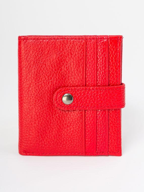 Кошелек кожа флоттер, цвет красный, арт. 08109639  - цена 690 руб.  - магазин TOTOGROUP