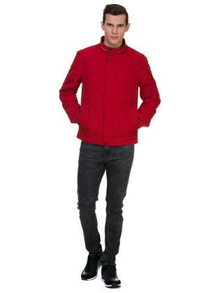 Ветровка текстиль, цвет красный, арт. 08700182  - цена 2990 руб.  - магазин TOTOGROUP