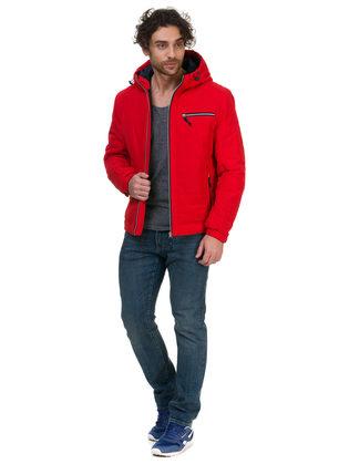 Ветровка текстиль, цвет красный, арт. 08700262  - цена 3790 руб.  - магазин TOTOGROUP
