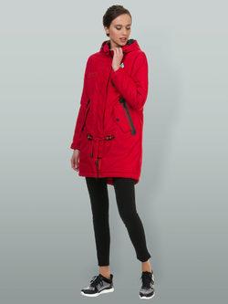 Ветровка текстиль, цвет красный, арт. 08700359  - цена 5490 руб.  - магазин TOTOGROUP