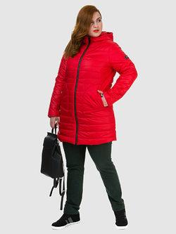 Ветровка текстиль, цвет красный, арт. 08700378  - цена 4740 руб.  - магазин TOTOGROUP