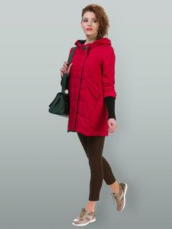Ветровка текстиль, цвет красный, арт. 08700508  - цена 6590 руб.  - магазин TOTOGROUP