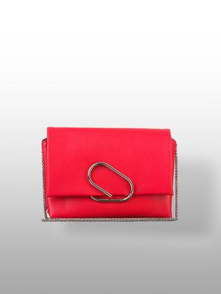 Сумка кожа теленок, цвет красный, арт. 08700543  - цена 5391 руб.  - магазин TOTOGROUP