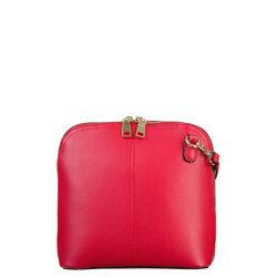 Сумка эко кожа 100% П/А, цвет красный, арт. 08700553  - цена 2840 руб.  - магазин TOTOGROUP