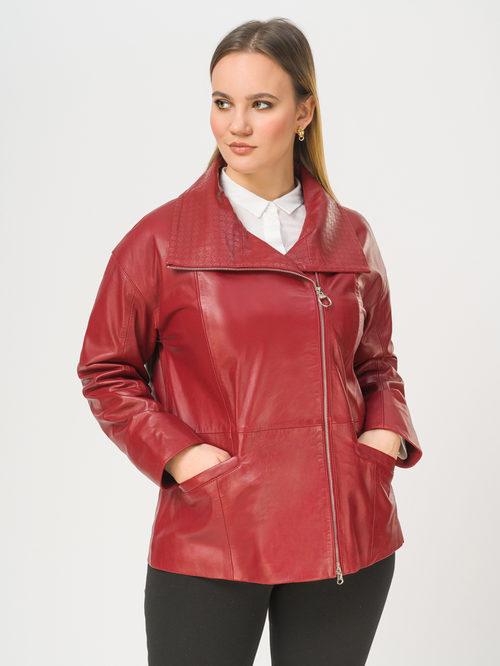 Кожаная куртка артикул 08802502/52