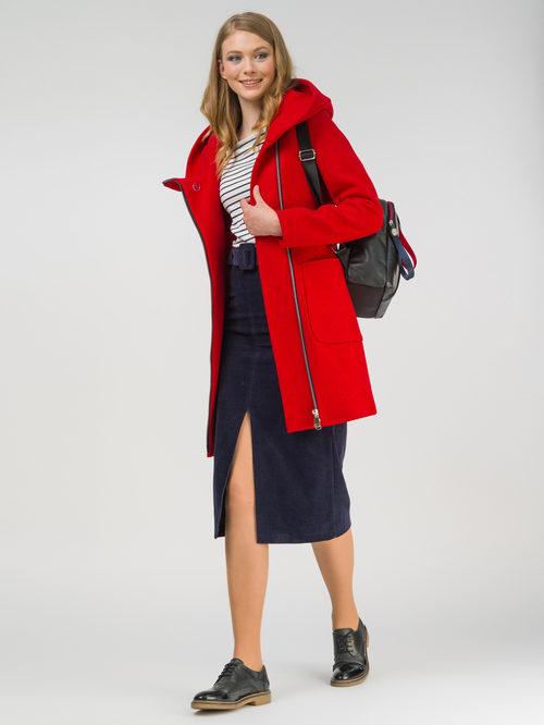 Текстильное пальто артикул 08809286/42