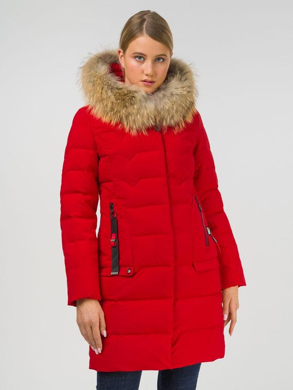 Пуховик , цвет красный, арт. 08810565  - цена 10590 руб.  - магазин TOTOGROUP