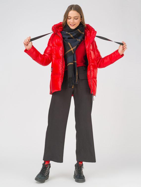 Пуховик 100% полиэстер, цвет красный, арт. 08810566  - цена 4990 руб.  - магазин TOTOGROUP