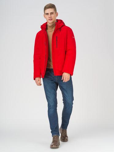 Пуховик 100% полиэстер, цвет красный, арт. 08810940  - цена 9490 руб.  - магазин TOTOGROUP