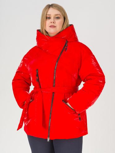 Пуховик 100% полиэстер, цвет красный, арт. 08810985  - цена 22690 руб.  - магазин TOTOGROUP