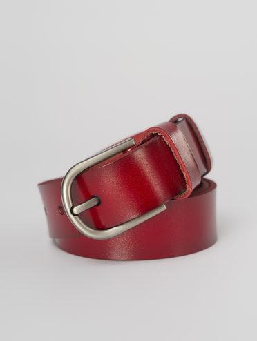 Ремень , цвет красный, арт. 08810988  - цена 990 руб.  - магазин TOTOGROUP
