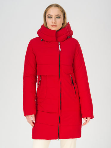 Пуховик 100% полиэстер, цвет красный, арт. 08811095  - цена 4990 руб.  - магазин TOTOGROUP