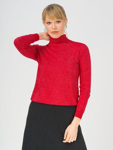 Джемпер 100% полиэстер, цвет красный, арт. 08811140  - цена 1260 руб.  - магазин TOTOGROUP