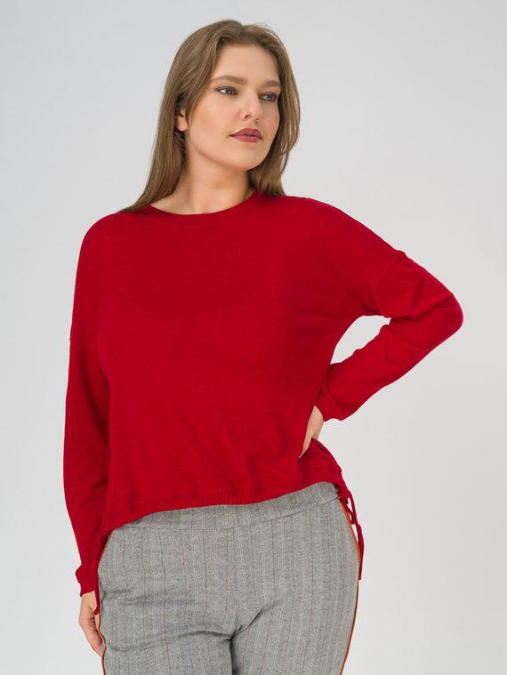 Джемпер , цвет красный, арт. 08811205  - цена 2170 руб.  - магазин TOTOGROUP