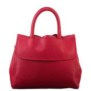 Сумка кожа флоттер, цвет красный, арт. 08903334  - цена 5890 руб.  - магазин TOTOGROUP