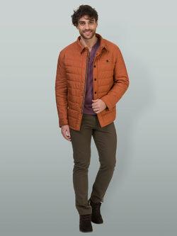 Ветровка текстиль, цвет рыжий, арт. 10700241  - цена 5990 руб.  - магазин TOTOGROUP