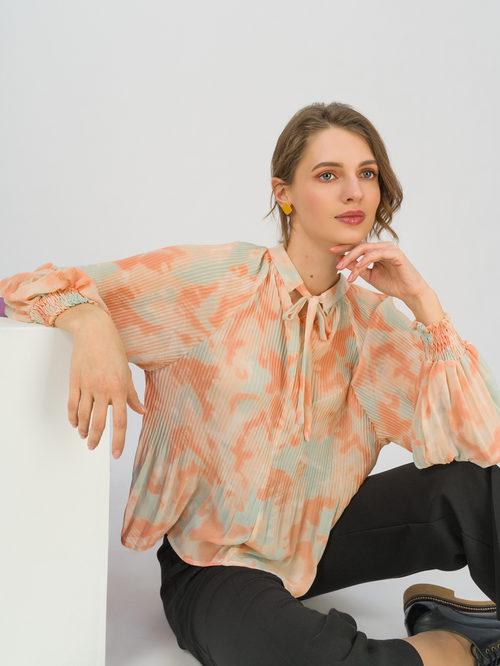 Блуза артикул 10711704/OS - фото 2
