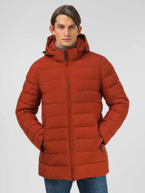 Пуховик текстиль, цвет оранжевый, арт. 10810891  - цена 9990 руб.  - магазин TOTOGROUP