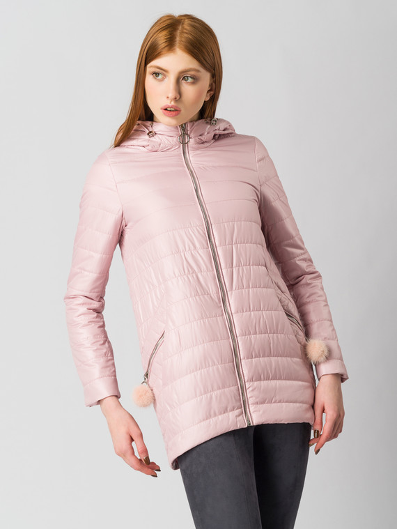 Ветровка текстиль, цвет розовый, арт. 11005589  - цена 4490 руб.  - магазин TOTOGROUP