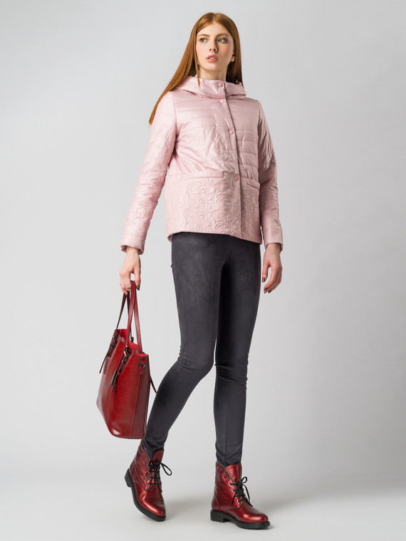 Ветровка текстиль, цвет розовый, арт. 11005590  - цена 3990 руб.  - магазин TOTOGROUP