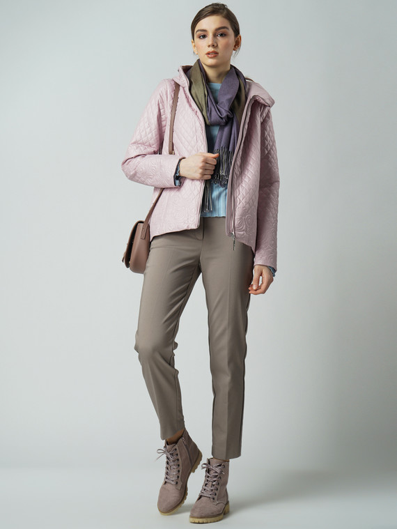 Ветровка текстиль, цвет розовый, арт. 11005591  - цена 4490 руб.  - магазин TOTOGROUP