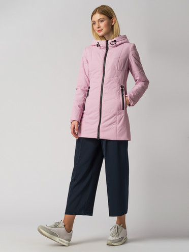 Ветровка 100% полиэстер, цвет розовый, арт. 11005669  - цена 3590 руб.  - магазин TOTOGROUP