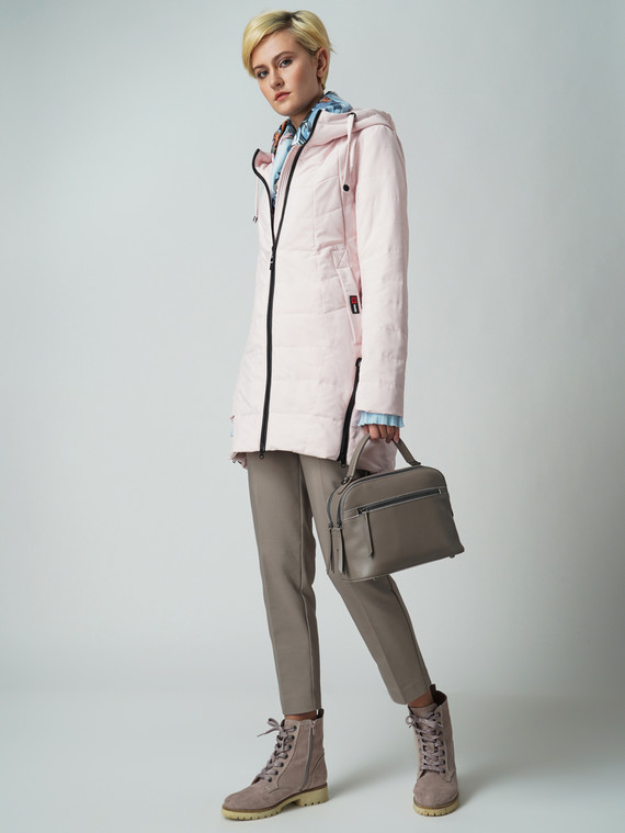 Ветровка текстиль, цвет розовый, арт. 11005702  - цена 4740 руб.  - магазин TOTOGROUP