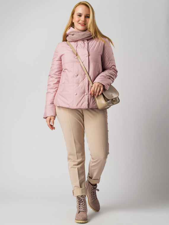 Ветровка 100% п/э, цвет розовый, арт. 11005712  - цена 6630 руб.  - магазин TOTOGROUP