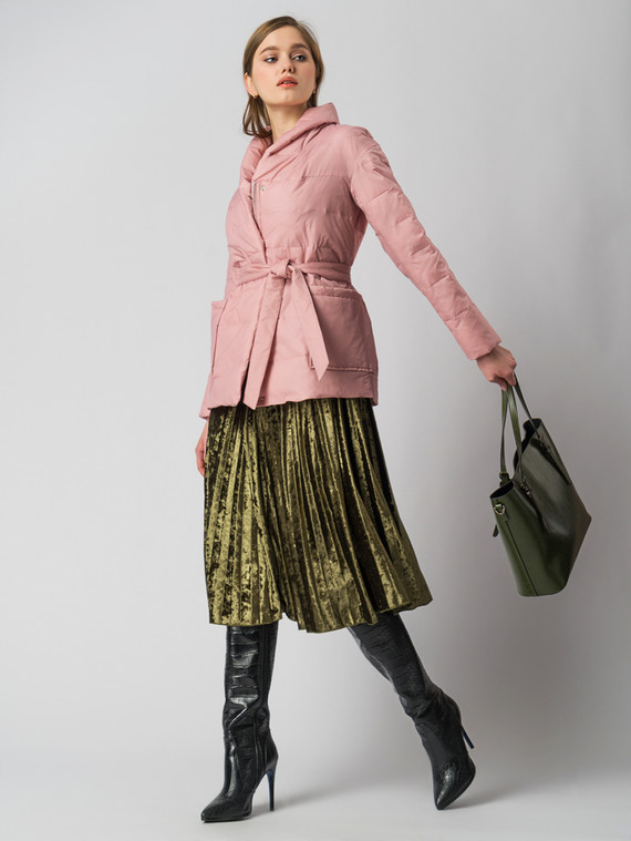 Ветровка текстиль, цвет розовый, арт. 11005731  - цена 5590 руб.  - магазин TOTOGROUP