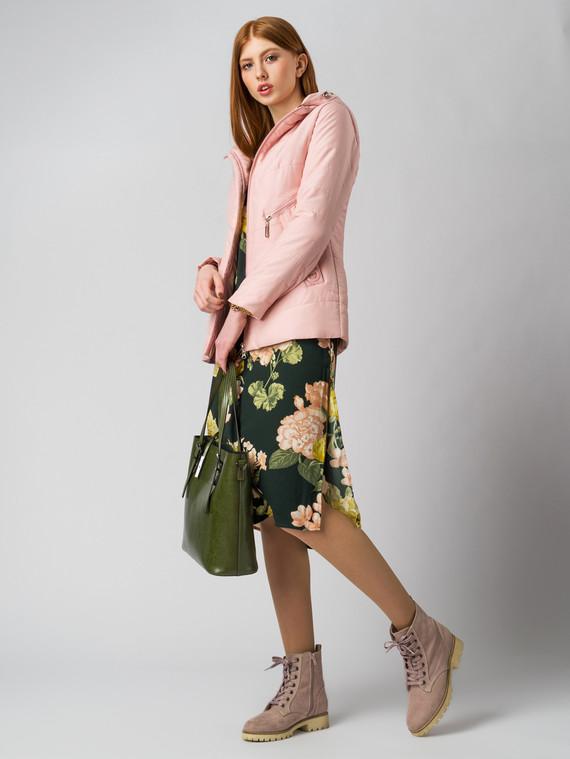 Ветровка текстиль, цвет розовый, арт. 11005734  - цена 3590 руб.  - магазин TOTOGROUP