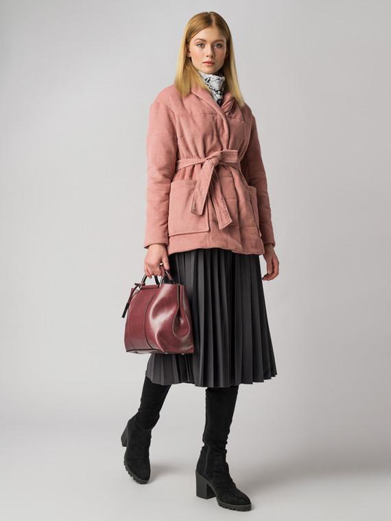 Ветровка текстиль, цвет розовый, арт. 11005737  - цена 5590 руб.  - магазин TOTOGROUP