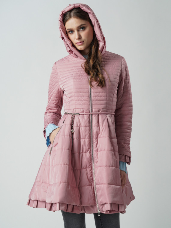 Ветровка текстиль, цвет розовый, арт. 11005759  - цена 7490 руб.  - магазин TOTOGROUP