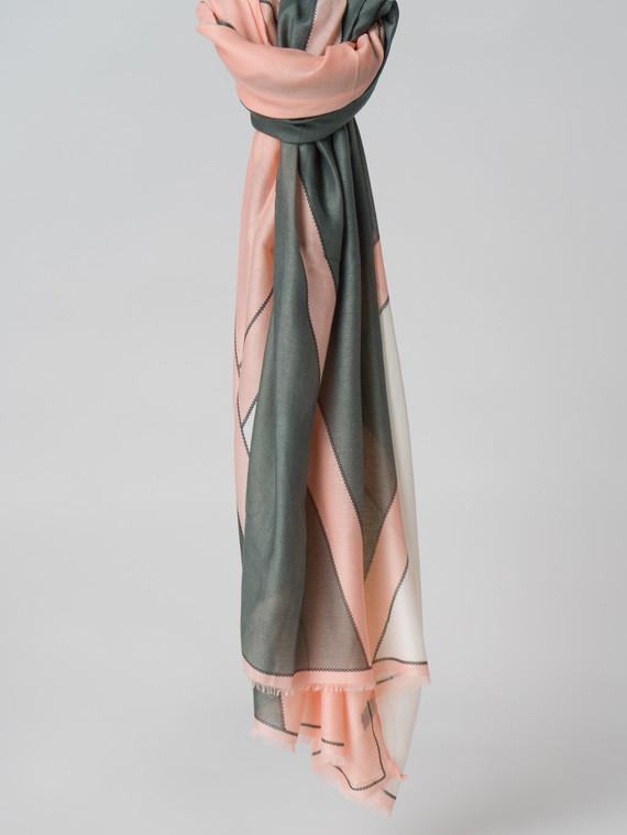 Шарф 100% бамбук, цвет розовый, арт. 11005985  - цена 1260 руб.  - магазин TOTOGROUP