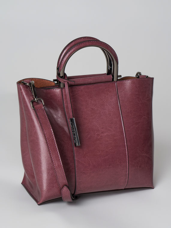 Сумка кожа теленок, цвет розовый, арт. 11005996  - цена 4990 руб.  - магазин TOTOGROUP