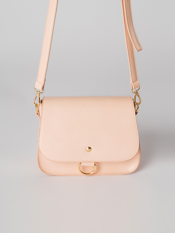 Сумка эко-кожа теленок, цвет розовый, арт. 11006007  - цена 1260 руб.  - магазин TOTOGROUP