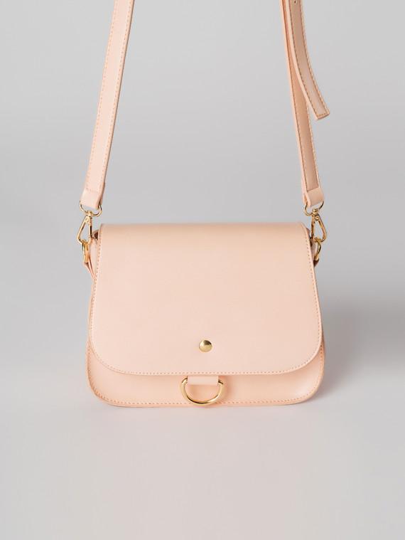 Сумка эко кожа теленок, цвет розовый, арт. 11006007  - цена 1660 руб.  - магазин TOTOGROUP