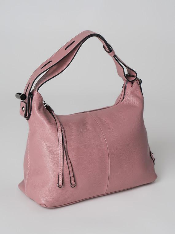Сумка кожа флоттер, цвет розовый, арт. 11006020  - цена 5590 руб.  - магазин TOTOGROUP