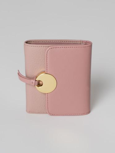 Кошелек кожа флоттер, цвет розовый, арт. 11006043  - цена 1660 руб.  - магазин TOTOGROUP