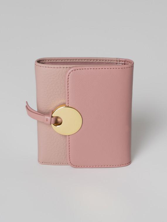 Кошелек кожа флоттер, цвет розовый, арт. 11006043  - цена 1750 руб.  - магазин TOTOGROUP