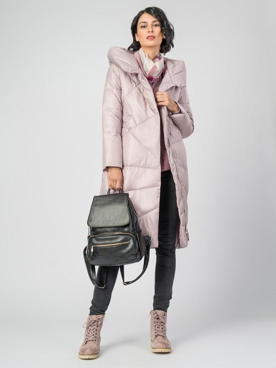 Пуховик текстиль, цвет розовый, арт. 11006223  - цена 6630 руб.  - магазин TOTOGROUP