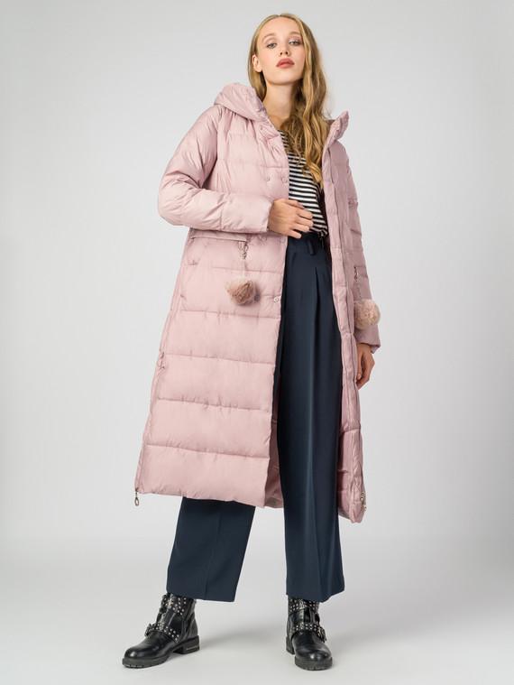 Пуховик текстиль, цвет розовый, арт. 11006295  - цена 8990 руб.  - магазин TOTOGROUP