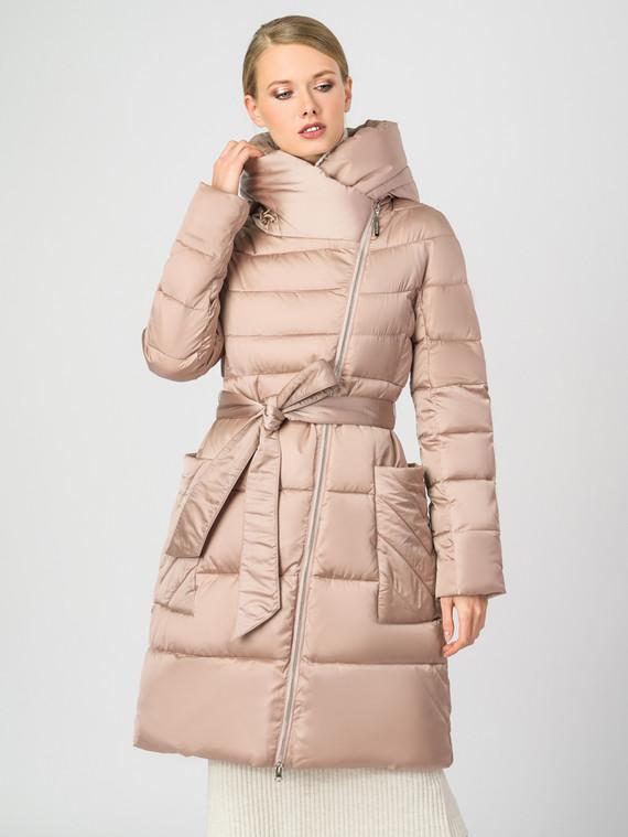 Пуховик текстиль, цвет розовый, арт. 11006445  - цена 7490 руб.  - магазин TOTOGROUP