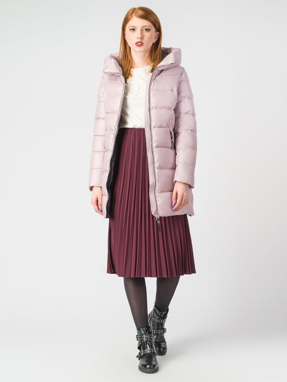 Пуховик текстиль, цвет розовый, арт. 11006515  - цена 6990 руб.  - магазин TOTOGROUP